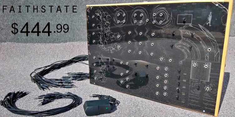 Модульный синтезатор FaithState, модульная система FaithState