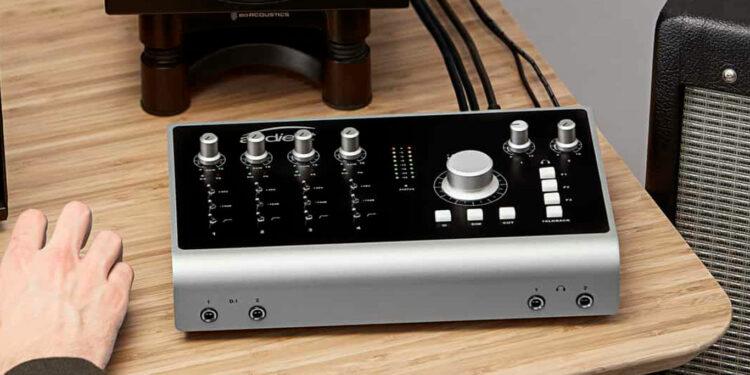 Начались продажи аудиоинтерфейса Audient iD44