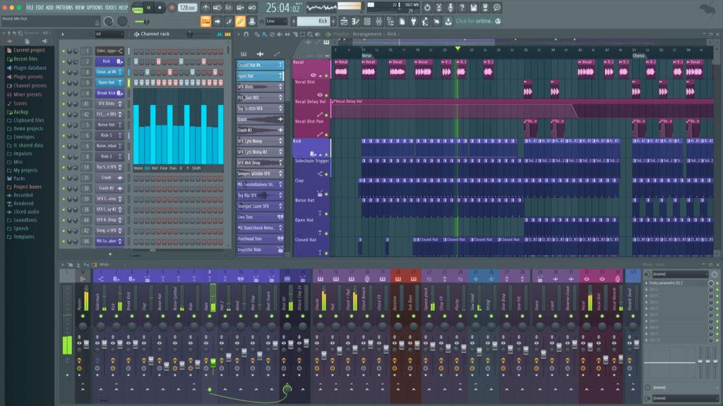FL Studio 20 для mac. Что нового