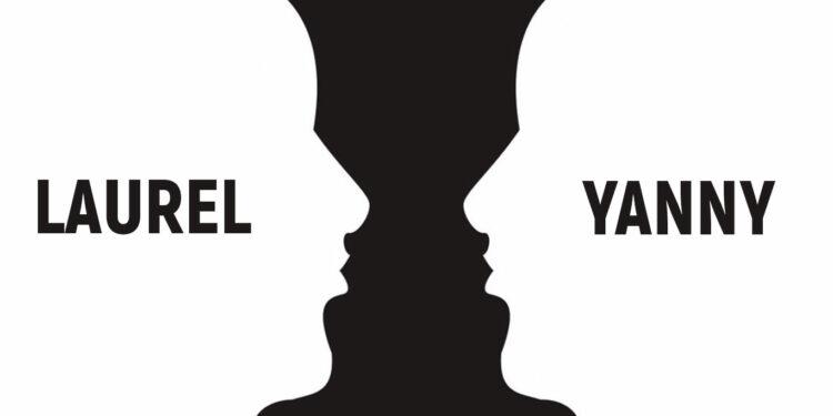 Лорел или Янни, аудиоверсия Вазы Рубина