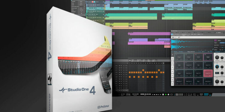 PreSonus Studio One 4 что нового