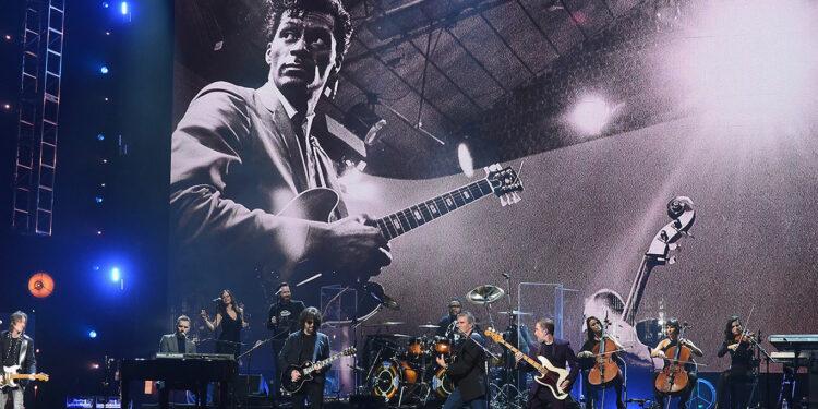 рейтинг исполнителей в зале славы рок-н-ролла