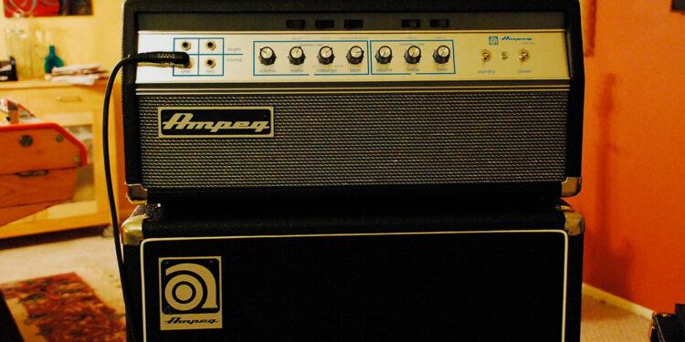 Yamaha купила Ampeg, Ampeg Yamaha Guitar Group