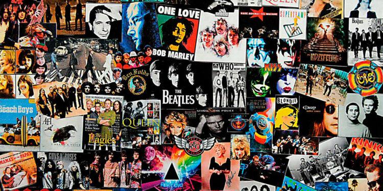 50 самых продаваемых альбомов в истории США, самые продаваемые альбомы