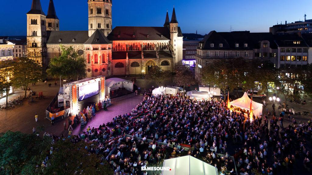 Beethovenfest Bonn, Бетховенский фестиваль, музыкальные фестивали Германии