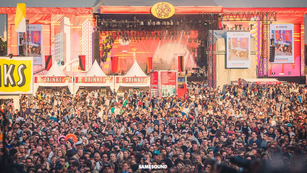 Lollapalooza Berlin, музыкальные фестивали Германии