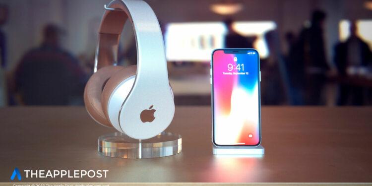 Накладные наушники Apple студийного качества