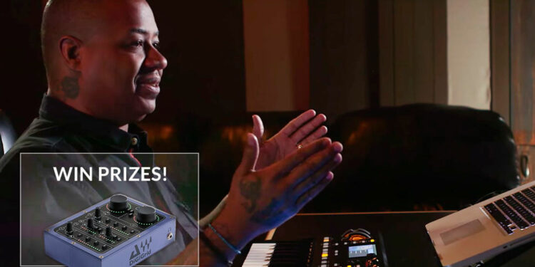 вебинар focus о продюсировании хип-хопа