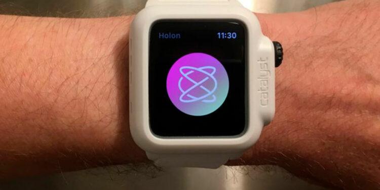 приложение Holon