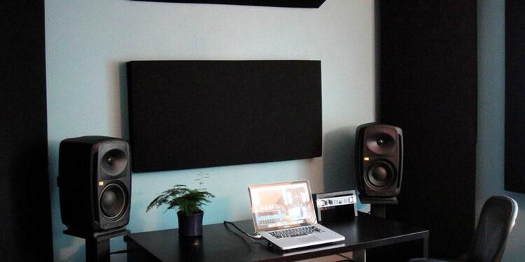 как сделать акустические звукопоглощающие панели