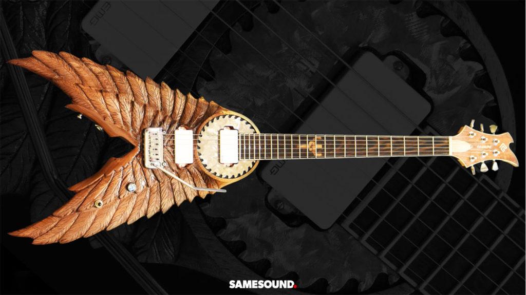 Cynosure Guitars Angel V