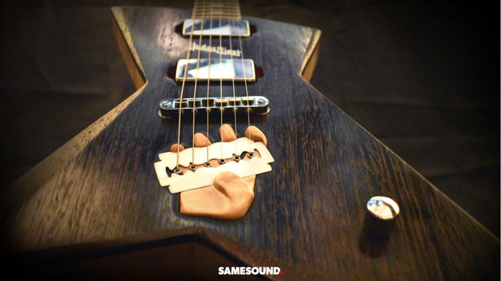 Cynosure Guitars British Steel