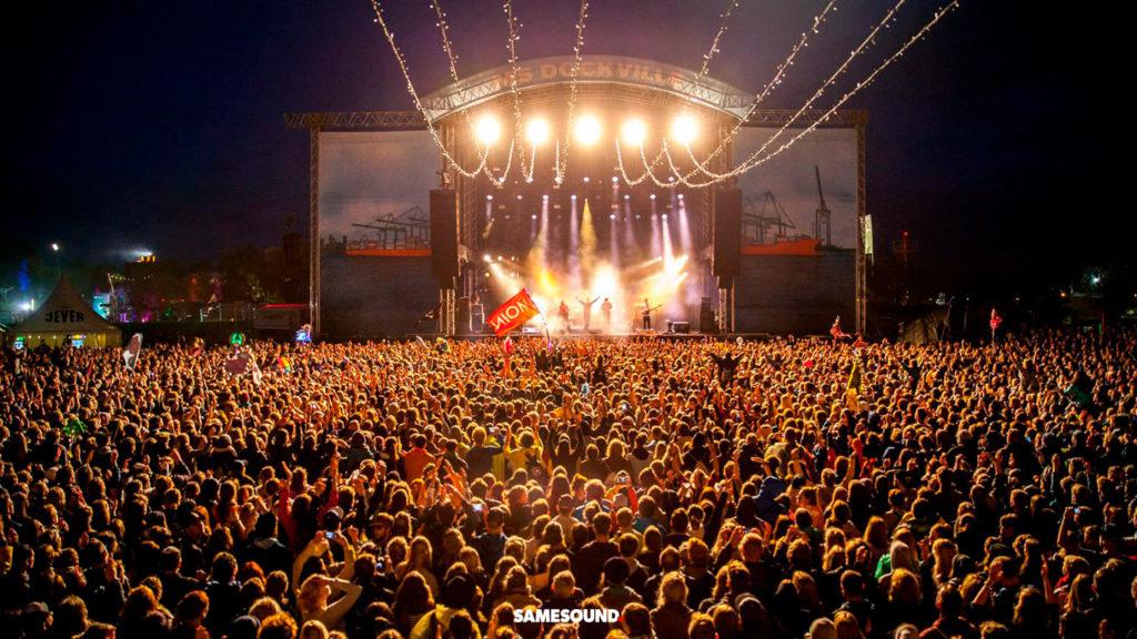 MS Dockville, музыкальные фестивали Германии