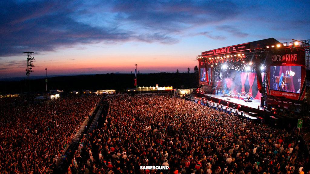 Rock Am Ring, музыкальные фестивали Германии