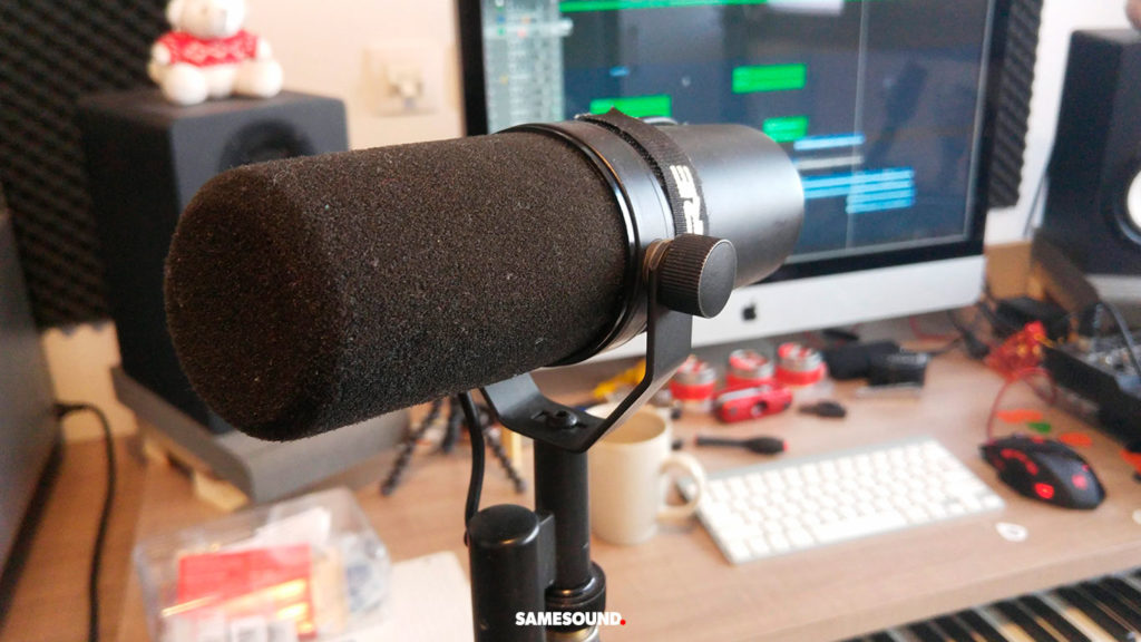 Shure SM7B обзор, аудиоинтерфейсы для Shure SM7B