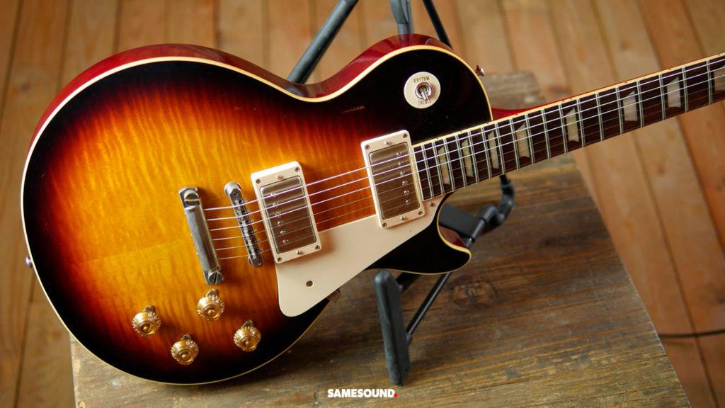 gibson покажет новые упрощенные гитары на летней NAMM 2018