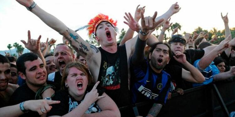 хеви-метал— самый популярный жанр