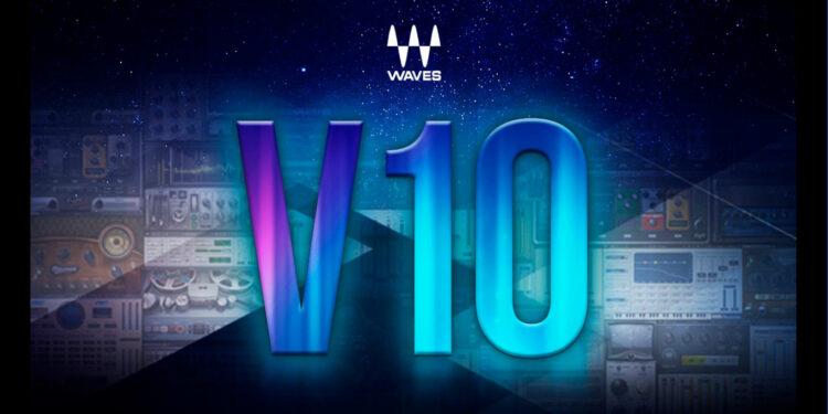 Обновление Waves V10