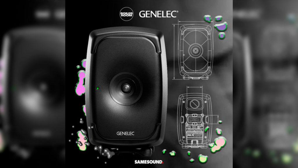 Genelec xBoiler Room 8020D