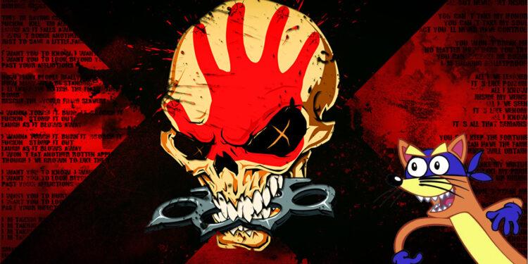 FiveFingerDeathPunch логотип