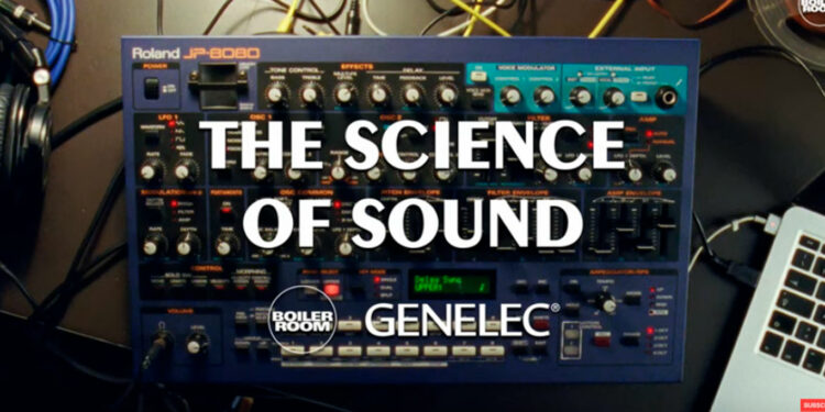 Genelec ролики The Science of Sound, Genelec 40 лет