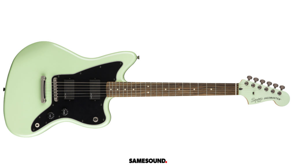 гитарные новинки, Squier Contemporary Active Jazzmaster HH ST
