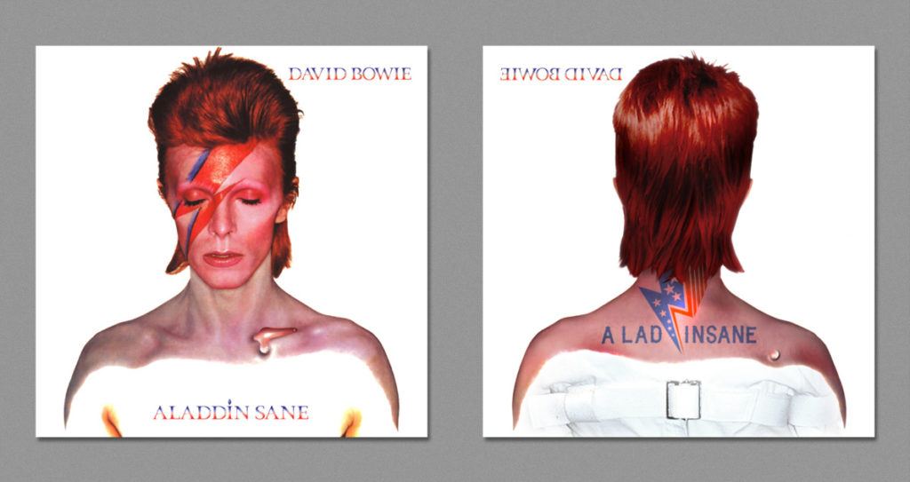По ту сторону обложек, обложки с другого ракурса, dark side of the covers