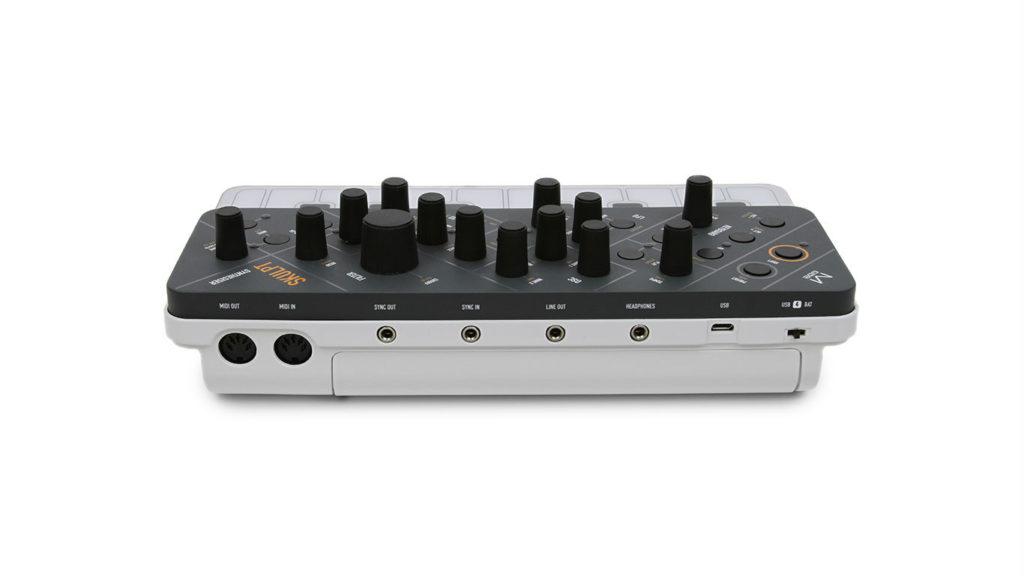 Компактный полифонический синтезатор Modal Electronics Skulpt