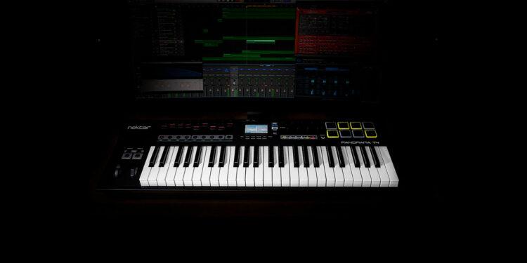 MIDI-клавиатуры Nektar Panorama T