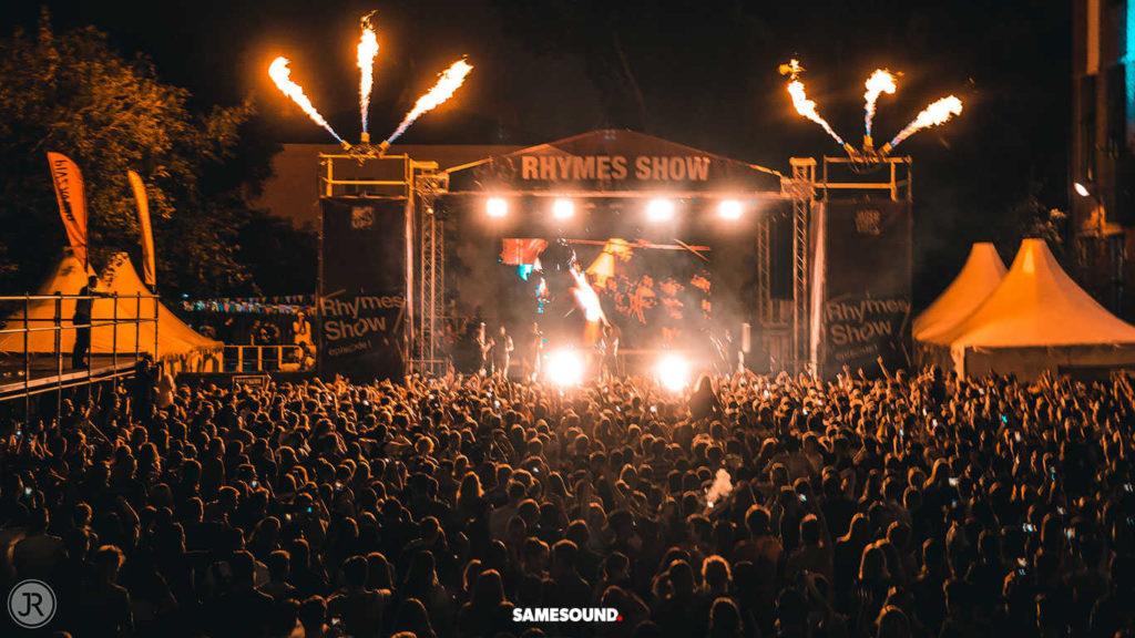 фестиваль Rhymes Show