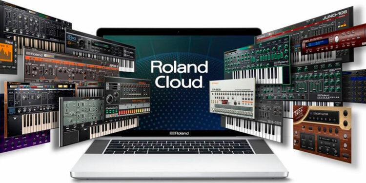 Roland Cloud AAX-плагины