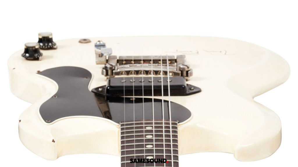 Gibson SGТома Петти