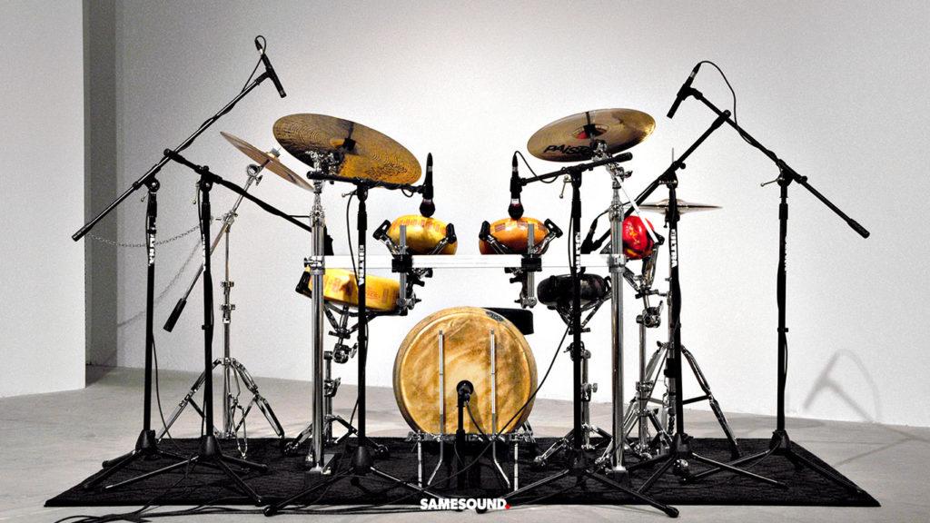 Самые необычные барабаны