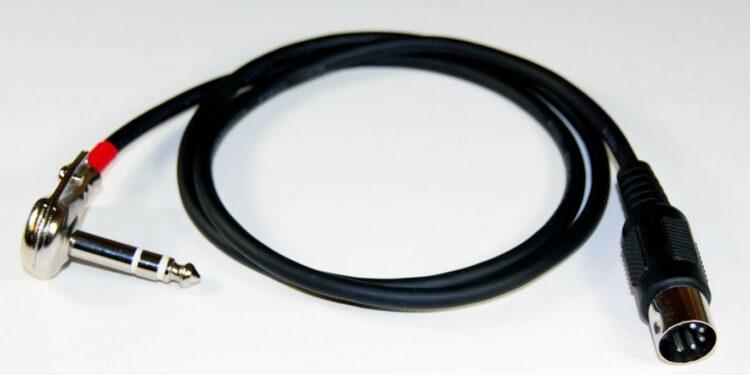 спецификации TRS-коннекторов для MIDI-инструментов