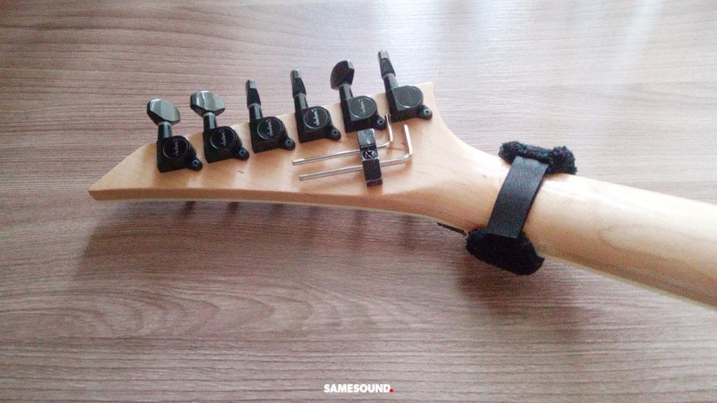 гитарный демпфер, гитарный демпфер своими руками, как сделать гитарный демпфер самому