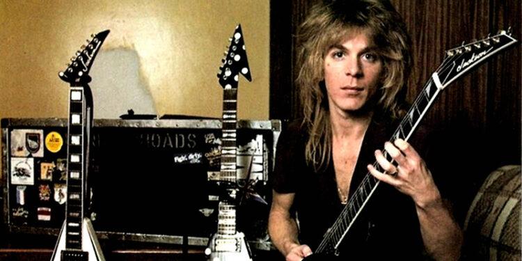 легендарные электрогитары 1980-х годов
