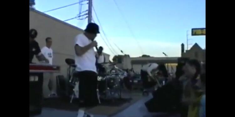 первое выступление Limp Bizkit