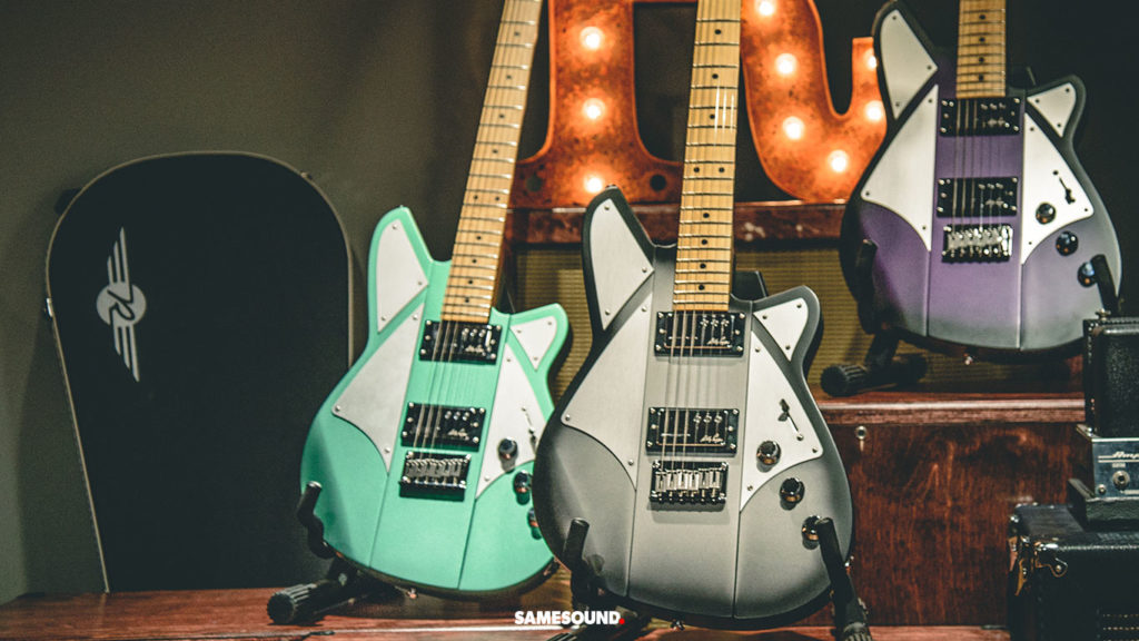 Билли Корган жалуется на Fender, Билли Корган жалуется на Gibson