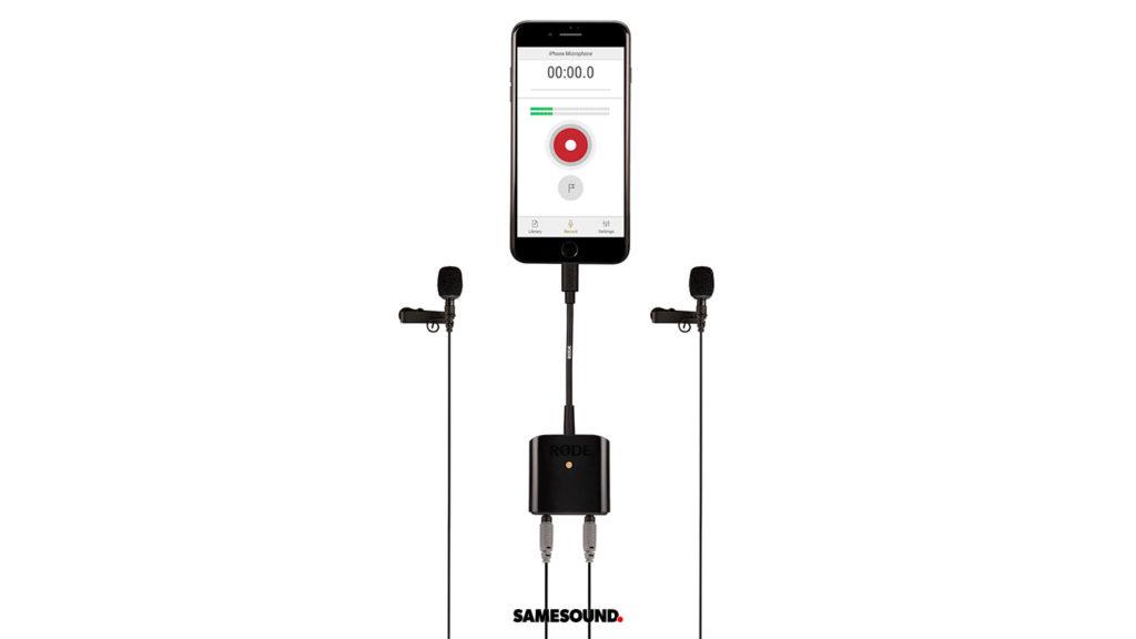Комплект для звукозаписи RODE SC6-L Mobile Interview Kit