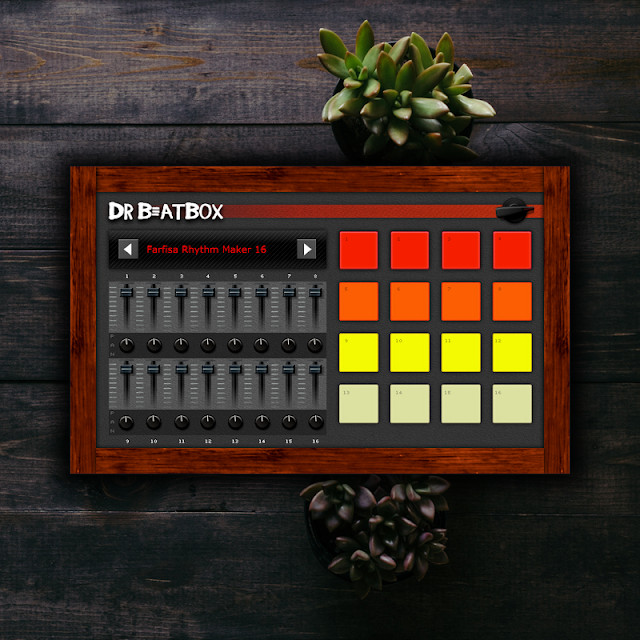 SampleScience Dr. Beat Box