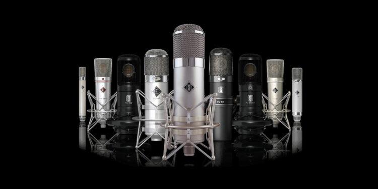 Микрофон Slate Digital VMS ML-1 Vintage Edition