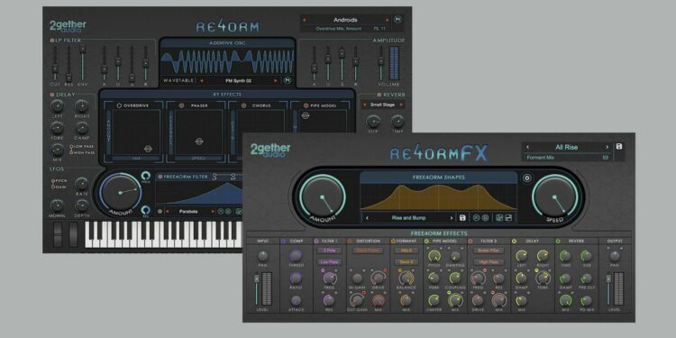 VST-синтезатор 2getheraudio RE4ORM
