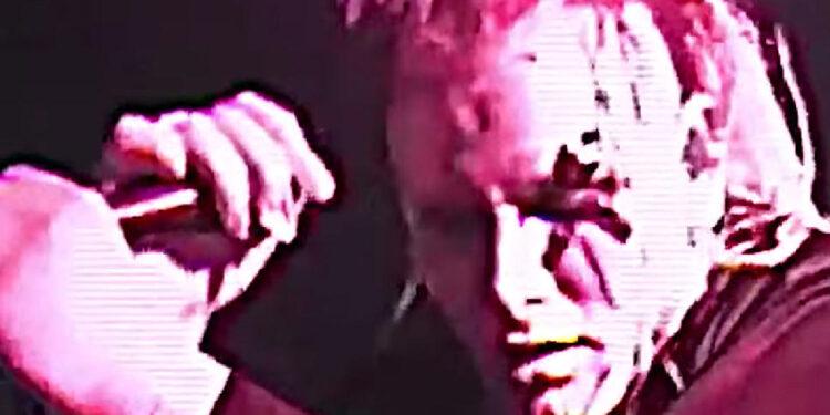 первое выступлениеКори Тейлора с Slipknot