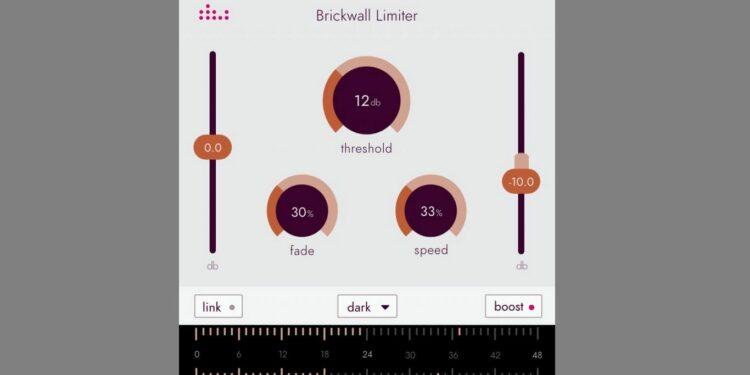 VST-плагин Denise Brickwall Limiter