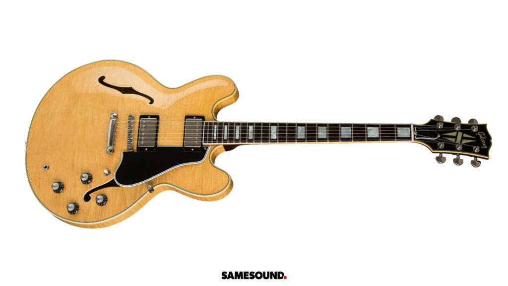Новые гитары Gibson 2019