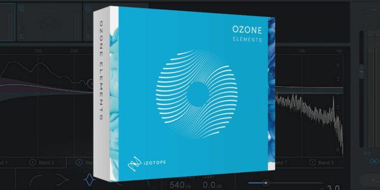 Ozone 8 Elements бесплатно