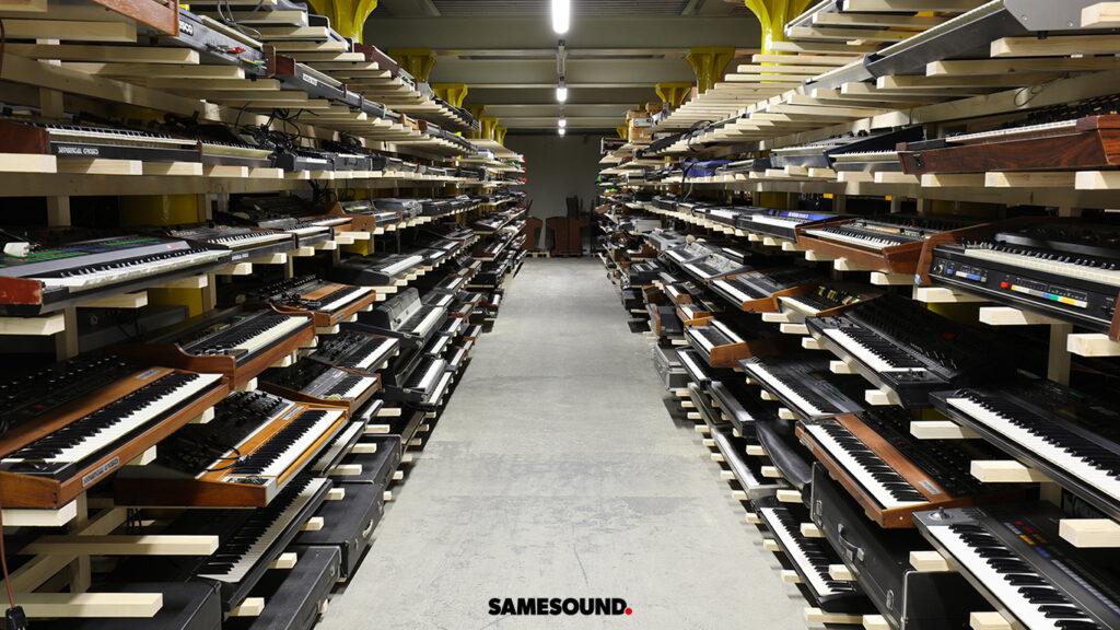 SMEM, SMEM Playroom, Швейцарский музей и центр электронных музыкальных инструментов