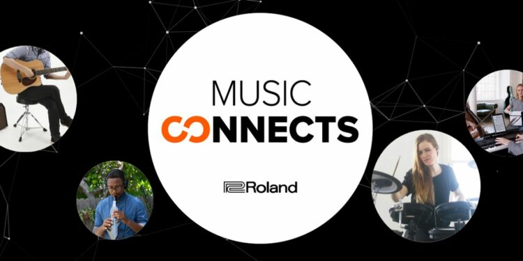 Roland Music Connects