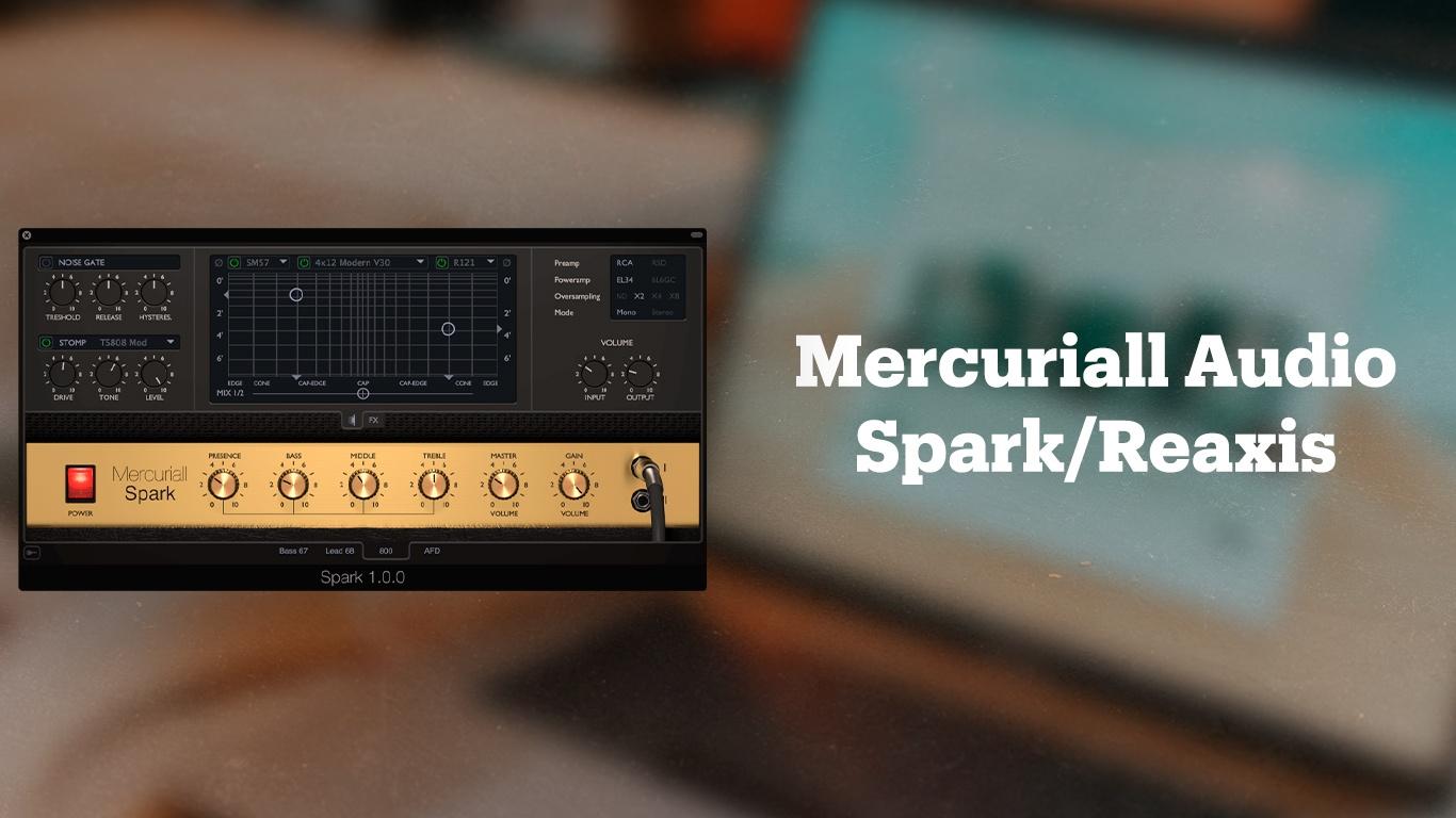 Гитарный эмулятор Mercuriall Audio Spark