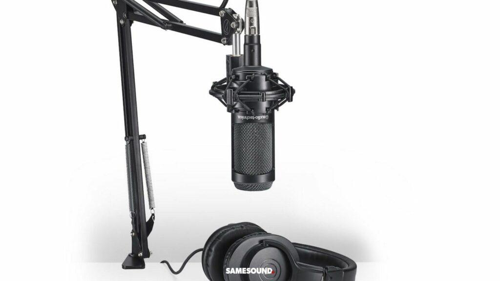 audio-technica комплект